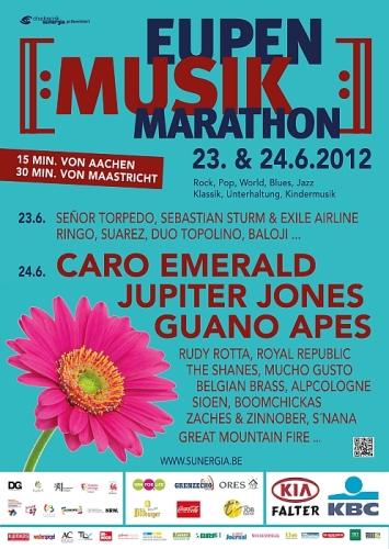 Eupen Musik Marathon 2012