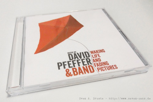 David Pfeffer & Band - Waking Life & Fading Pictures