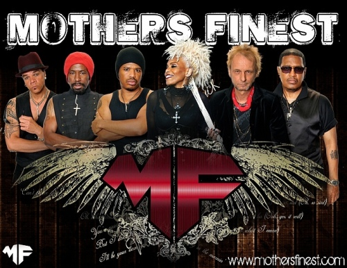 Mothers Finest (Promoposter / Quelle: www.mothersfinest.com)